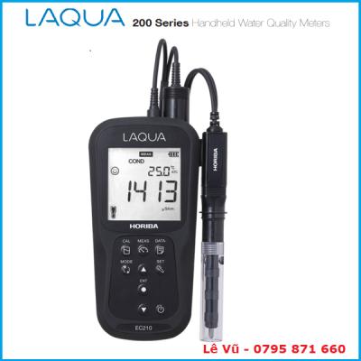 máy đo độ dẫn điện cầm tay