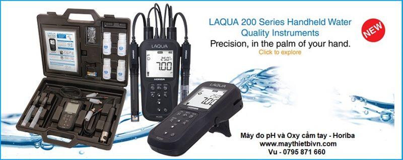 Máy đo đa chỉ tiêu Horiba PC-210