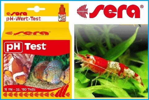 Test kit kiểm tra pH Sera