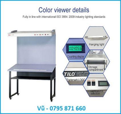 Color Light Box Table